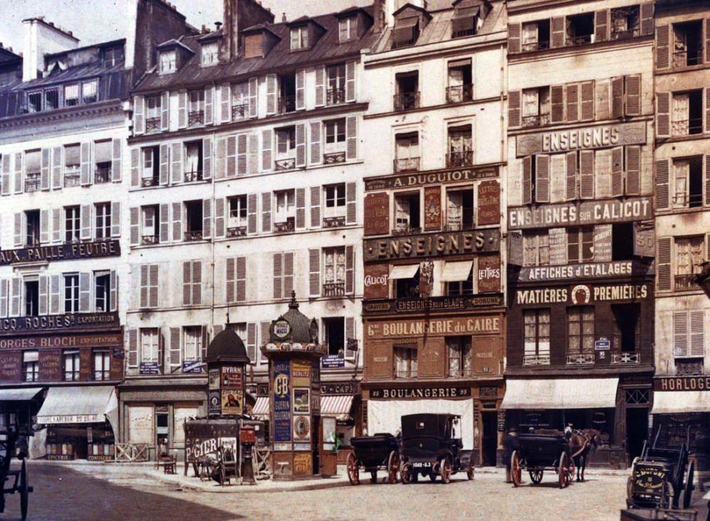 place-du-caire-1914-stc3a9phane-passet